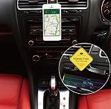 iPhone/iPad mini 対応 マグネット式 スマホ車載ホルダー CD/DVDスロット取付型 マウンテック Mountek nGroove Snap