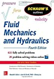 img - for Schaum s Outline of Fluid Mechanics and Hydraulics, 4th Edition (Schaum's Outline Series) by Liu, Cheng, Ranald, Giles, Evett, Jack (2013) Paperback book / textbook / text book