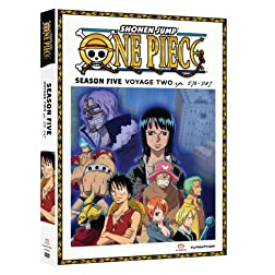 One Piece: Season Five, Voyage Two