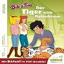 Der Tiger von Rotenbrunn (Bibi & Tina) Hörbuch von Stephan Gürtler Gesprochen von: Sascha Rotermund