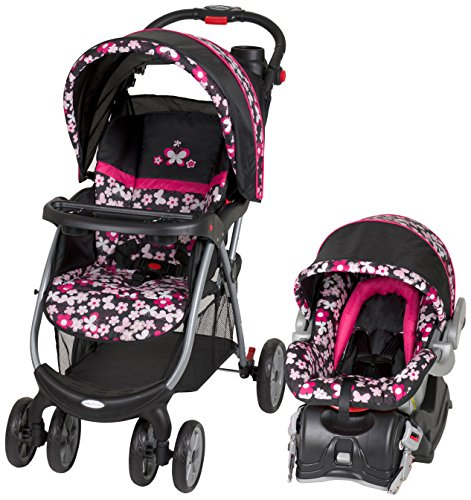 Baby Trend Envy Travel System, Savannah - 1