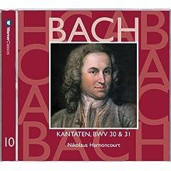 """Cantata No.31 Der Himmel lacht! die Erde jubilieret BWV31 : III Recitative - """"Erw�nschter Tag! sei, Seele, wieder froh"""" [Bass]"""