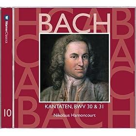 """Cantata No.31 Der Himmel lacht! die Erde jubilieret BWV31 : IX Chorale - """"So fahr ich hin zu Jesu Christ"""" [Choir]"""