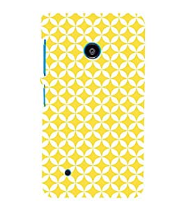Baby Yellow Clothes 3D Hard Polycarbonate Designer Back Case Cover for Nokia Lumia 530 :: Microsoft Lumia 530