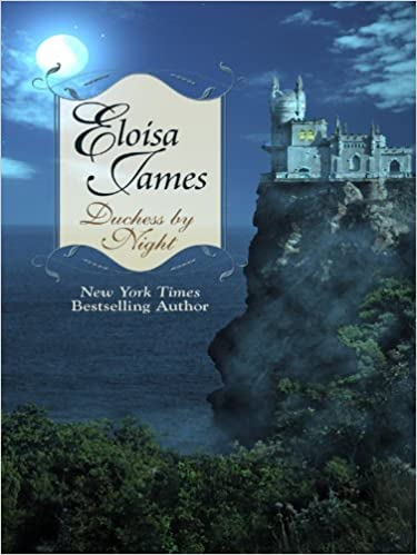Duchess by Night (Thorndike Romance)