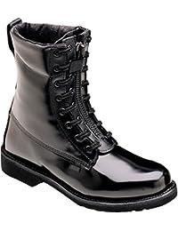 """Thorogood Men's 8"""" Front Zip Uniform Boots"""