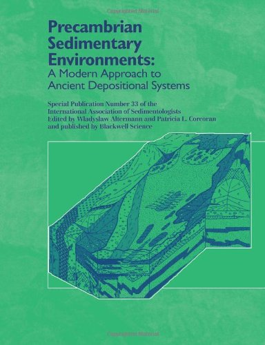 Precambrian Sedimentary Environments: A Modern Approach to Ancient Depositional Systems (Special Publication 33 of the IAS) (International Association of Sedimentologists Series)