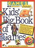 Games Magazine Junior Kids' Big Book of Games