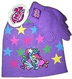 My Little Pony ~ Girls Hat & Gloves Set