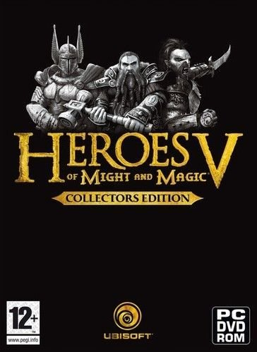 Heroes of Might and Magic V Collectors Edition PC