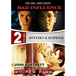 Bad Influence / Wicker Park - 2 DVD Set (Amazon.com Exclusive)