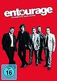 DVD Cover 'Entourage - Die komplette vierte Staffel [3 DVDs]