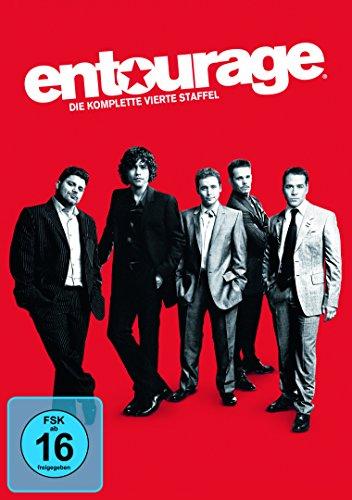 Entourage - Die komplette vierte Staffel [3 DVDs]