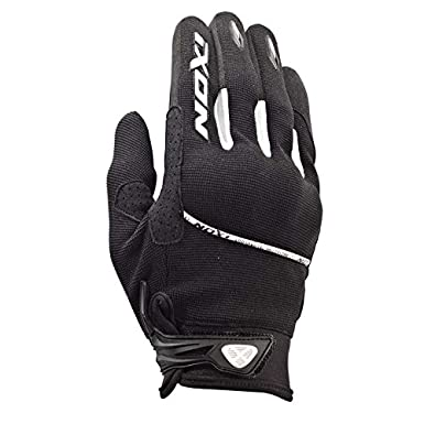 Gants moto cross Ixon RS LIFT KID HP - 10 ans - Noir/Blanc