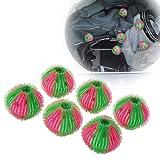 洗濯ボール うきうきランドリーボール6個セット アイデア 便利