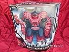WowWee Spidersapien Spiderman Robosapien Robot RC Remote Control Humanoid Robotic Toy