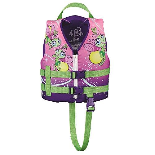 Full Throttle Child Water Buddies Life Vest, Firefly