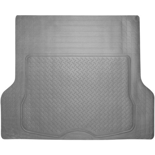 Trim to fit cargo mat