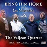 The Valjean Quartet Bring Him Home