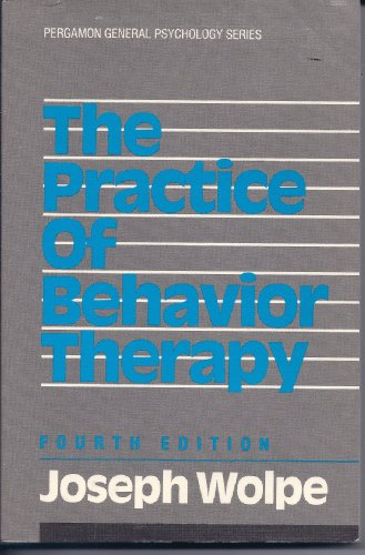 Practice of Behaviour Therapy (General Psychology)