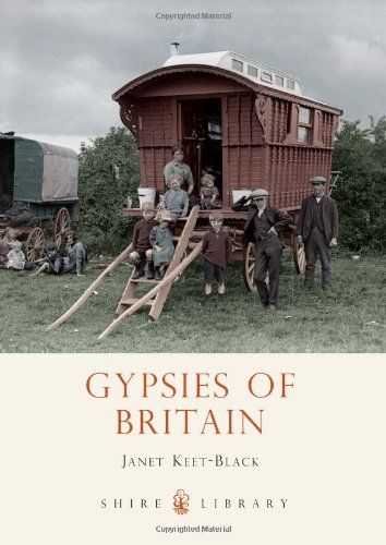 Gypsies of Britain (Shire Library)
