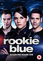 Rookie Blue Season 5: Volume 1 [DVD]