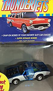 Snap on Slot Car Chasis 70's Stock Car Blue4 : Everything Else