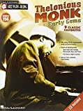 Thelonious Monk Early Gems - Jazz Play-Along Volume 156 (Cd/Pkg)