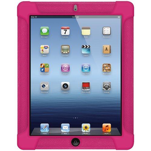 Imagen de Amzer la jalea del silicón de la piel para Apple iPad 2 - Rosa (AMZ90792)