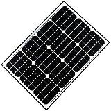 ALEKO® 40W 40-Watt Monocrystalline Solar Panel