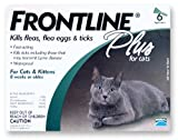Merial Frontline Plus Flea and Tick Control for Ca...