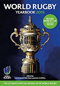 World Rugby Yearbook 2015 from Vision Sports Publishing