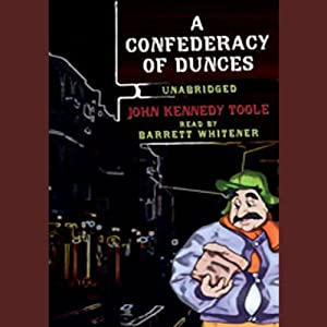 A Confederacy of Dunces Hörbuch