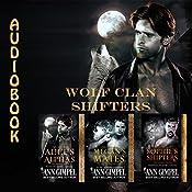 Wolf Clan Shifters: 3 Book Series | Ann Gimpel
