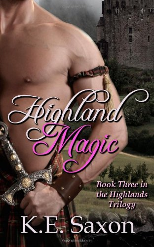 Image of Highland Magic: Book Three in the Highlands Trilogy