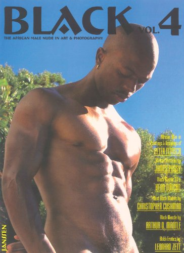 Black%3A+The+African+Male+Nude+in+Art+%26+Photography%2C+Vol.+4