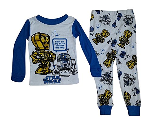 Star Wars Pajamas For Kids front-1010479
