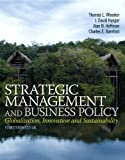 Strategic Management and Business Policy: Globalization, Innovation and Sustainability Plus 2014 MyManagementLab with Pearson eText -- Access Card Package (14th Edition)