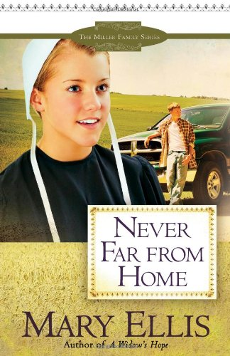 Never Far From Home PB (The Miller Family Series)