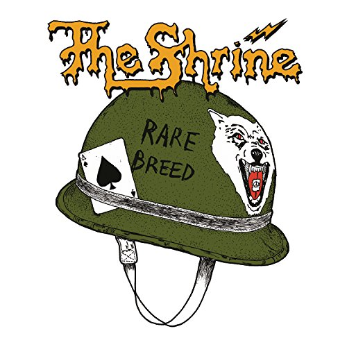 The Shrine-Rare Breed-CD-FLAC-2015-NBFLAC Download