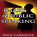 Public Speaking for Success (       UNABRIDGED) by Dale Carnegie Narrated by Jason McCoy
