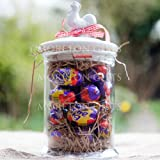 Cadbury Creme Egg Easter Gift Jar - Great Easter Gift - By Moreton Gifts