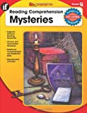 The 100+ Series Reading Comprehension Mysteries, Grade 4 (0742427242) by School Specialty Publishing