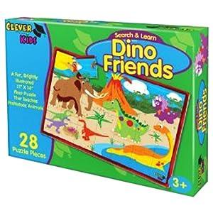 Learning Journey Search & Learn Dino Friends