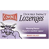 Covonia 30g Double Impact Lozenges Berry Blast