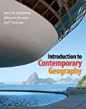 img - for Introduction to Contemporary Geography book / textbook / text book