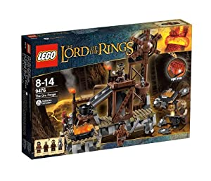 LEGO The Lord of the Rings 9476: The Orc Forge