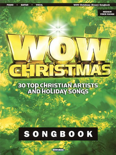 WOW Christmas (Piano/Vocal/Guitar Songbook)