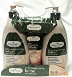 Simply Right Daily Moisturizing Lotion Twin Pack PLUS 2 Travel Size Lotions