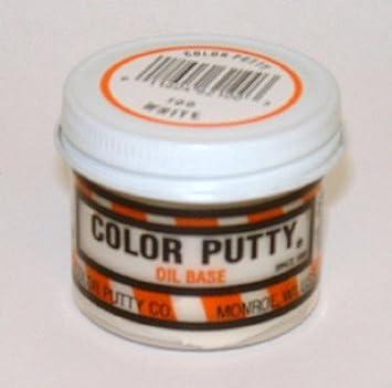 color putty wood filler